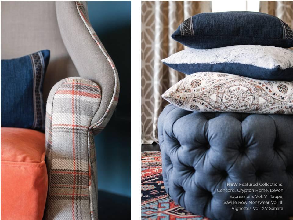 Interior decorator secret - crypton fabric
