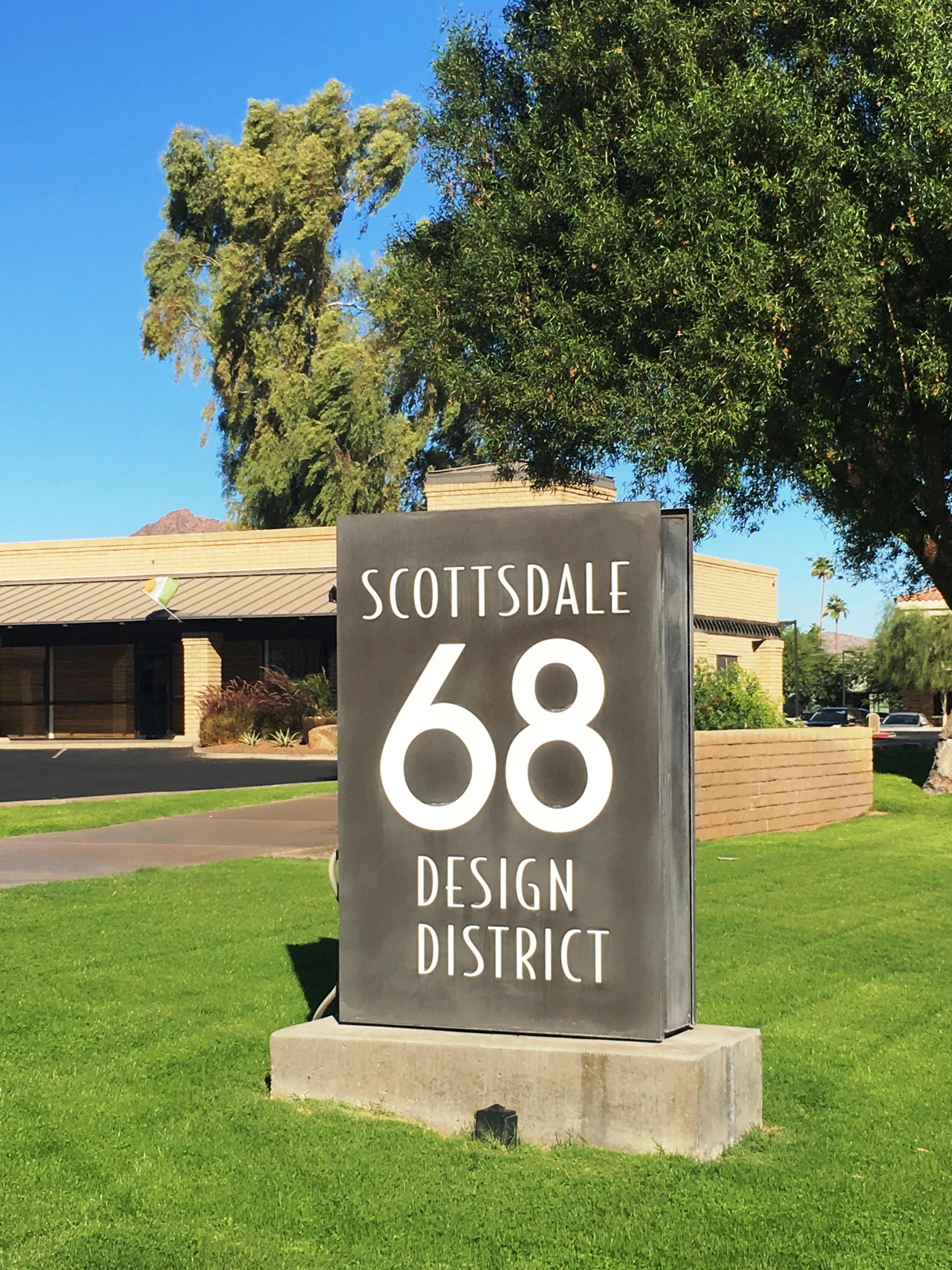 scottsdale design district