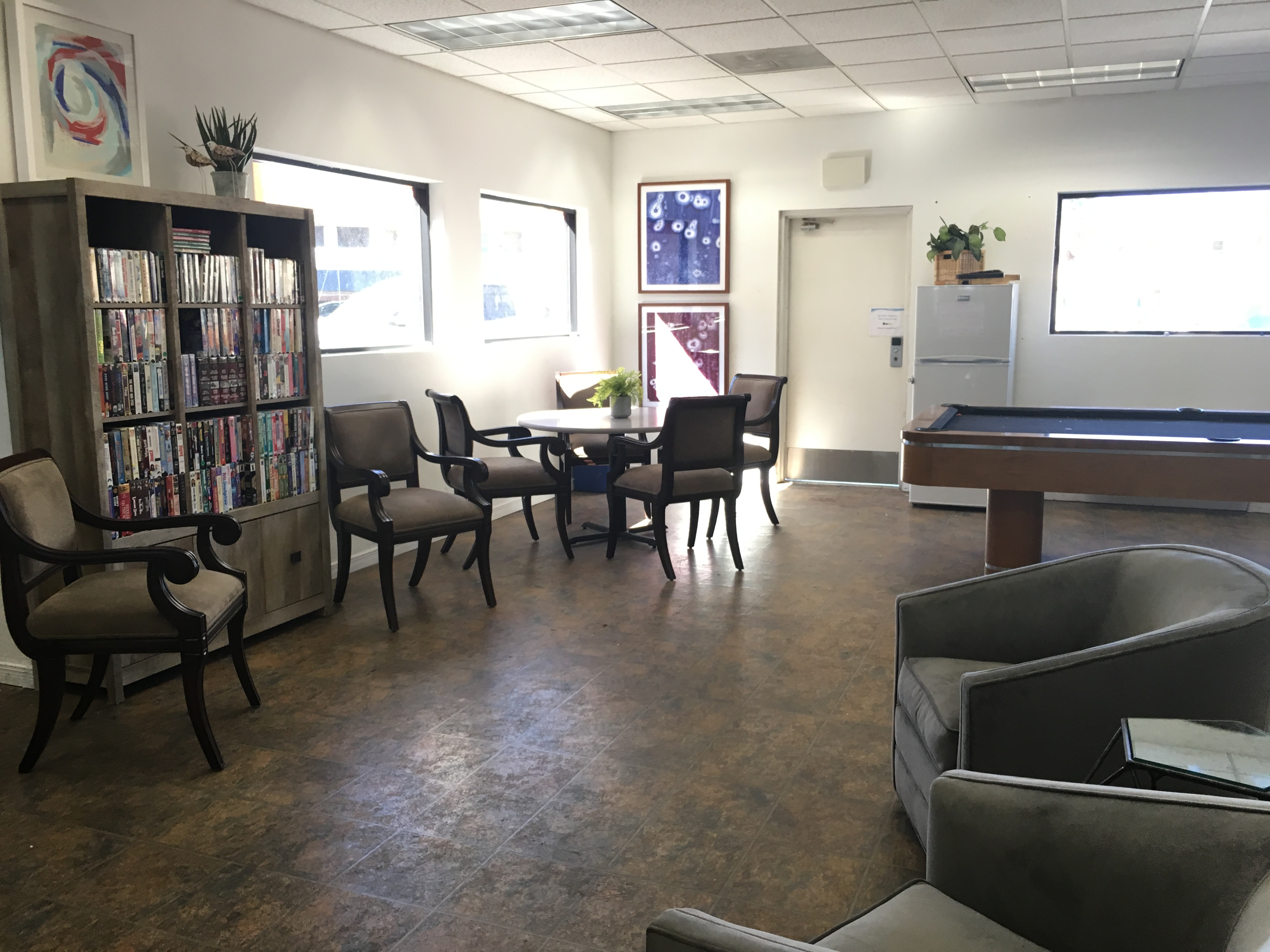 Interior Design Makeover - Phoenix Veterans Community