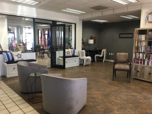 Through Fundraising Efforts And Generous Donations From Many Companies,  Julie Was Able To Make A Decorating Plan For These Areas And Transformed  Them From ...